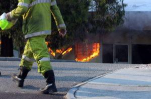 Wembley Downs Fire