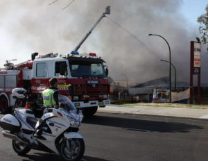 Wembley Downs Fire